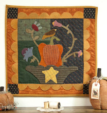 Basket of Bounty Small Wall Quilt
