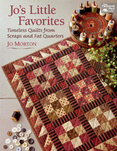 Jo Morton's Jo's Little Favorites quilt book