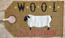Linen Closet Designs - Wool - Vintage Tag Series - kit