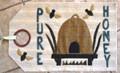 Linen Closet Designs - Pure Honey - Vintage Tag Series