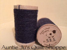 Rustic Wool Moire Threads 585