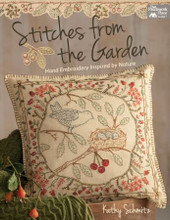 Stitches in the Garden by Kathy Schmitz