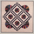 What a Dish pattern wall quilt