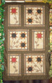 Country Bouquet small wall quilt design by Liberty Homestead LB07