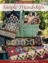 Simple Friendship by Kim Diehl and Jo Morton