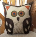 Al,Owl,pillow,pattern,kit,Auntie,Jus,Quilt,Shoppe