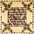 A Warm Welcome quilt pattern by Missie Carpenter