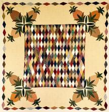 A Warm Welcome quilt pattern by Missie Carpenter