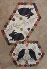 Vintage Friends Table Topper pattern by Missie Carpenter