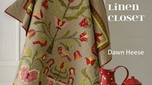 From The Linen Closet quilt book by Dawn Heese