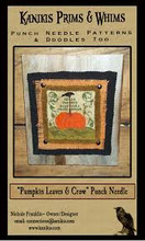 Pumpkin, Leaves and Crow designer Nichole Franklin Kanikis Prims & Whims