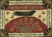 Crow & Basket punchneedle pattern designer Teresa Kogut