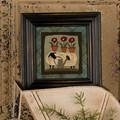 Wooly Gardener punchneedle pattern designer Shawn Williams Threads That Bind