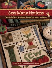 Sew Many Notions Debbie Busby author