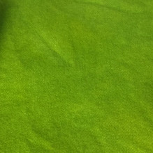 HAND-DYED, FELTED, WOOLS, Key, Lime