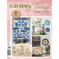 Quiltmania Simply Vintage #26 Spring 2018