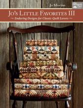 Jo's Little Favorites III author Jo Morton
