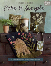 Pure, Simple, author, Maggie, Bonanomi, quilt, book