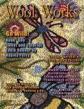 Summer, 2018, Issue, Wool, Works, magazine