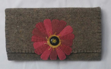 Pressed, Flower, Sewing, Clutch, kit, Cottage Garden, Kathi, Cardiff, book