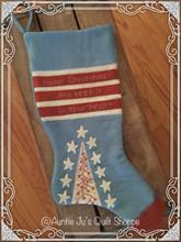 Christmas,stocking,Cheswick,Company,pattern,kit,Dickens