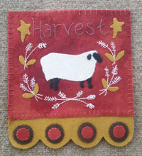 Sew,Cherished,designer,pattern,Simply,Sheep,November,kit,Auntie,Jus,Quilt,Shoppe