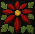 Poinsettia,designer,Horse,Buggy,Country,Auntie,Jus,Quilt,Shoppe