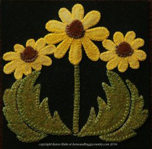 Blackeyed,Susans,designer,Horse,Buggy,Country,Auntie,Jus,Quilt,Shoppe