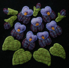 Violets,designer,Horse,Buggy,Country,Auntie,Jus,Quilt,Shoppe