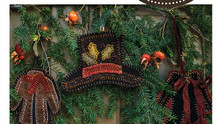 Wooly,winter,wear,ornaments,Rebekah,Smith,designer