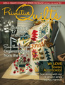 Primitive, Quilts, Projects, Spring,2019,Issue, magazine
