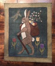 Tulip,Lane,pattern,Crickett,Street,Wool,kit,Auntie,Jus,Quilt,Shoppe