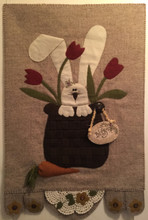 Blossom,pattern,Rustic,Country,wall,hanging,kit,Auntie,Jus,Quilt,Shoppe