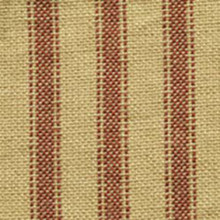 Tea,dyed,ticking,100percent,cotton,44wide,Red,H36,Auntie,Jus,Quilt,Shoppe