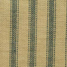 Tea,dyed,ticking,100percent,cotton,44wide,Green,H46,Auntie,Jus,Quilt,Shoppe