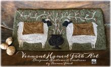 Olde,New,England,Ewes,Vermont,Harvest,Folk,Art
