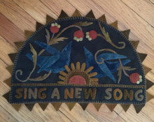 Sing,New,Song,PieceofWork,designer,Jan,Speed,kit,Auntie,Jus,Quilt,Shoppe