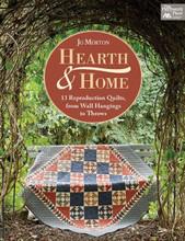 Jo,Morton,author,Hearth,Home,quilt,book