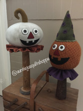 Pumpkin,Head,Whatnots,book,All,For,Fall,author,Bonnie,Sullivan,Auntie,Jus,Quilt,Shoppe