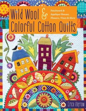 Wild,Wool,Colorful,Cotton,Quilts,Auntie,Jus,Quilt,Shoppe