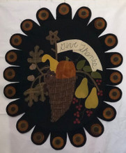 Give,Thanks,table,penny,rug,book,All,For,Fall,author,Bonnie,Sullivan,Auntie,Jus,Quilt,Shoppe