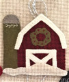 Ornament - Winter Barn
