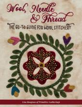 Wool,Needle,Thread,author,Lisa,Bongean,Auntie,Jus,Quilt,Shoppe
