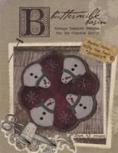 January,Penny,Mats,thru,year,pattern,designer,Buttermilk,Basin,kit,Auntie,Jus,Quilt,Shoppe