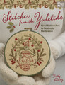 Stitches,From,Yuletide,book,author,Kathy,Schmitz,Auntie,Jus,Quilt,Shoppe