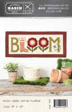 Bloom,Where,You,Are,Planted,pattern,Buttermilk,Basin,kit,Auntie,Jus,Quilt,Shoppe