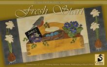 Fresh,Start,Crane,Designs,wool,appliqué,pattern,Auntie,Jus,Quilt,Shoppe