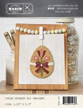 Spring,Bouquet,Egg,Ornament,designer,Buttermilk,Basin