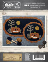 Simply,scalloped,mats,thru,year,october,pattern,Buttermilk,Basin,kit,Auntie,Jus,Quilt,Shoppe