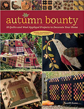 Autumn,Bounty,Need'l,Love,book,Auntie,Jus,Quilt,Shoppe